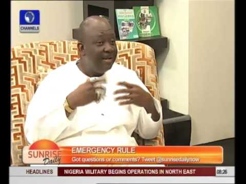 Analyst Blames Politicians For Insurgency In Northern Nigeria