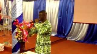 Holy Communion Service- By Pastor Joseph Oge