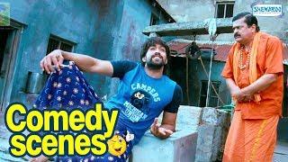 GajaKesari Kannada Movie- Best Scene|Yash