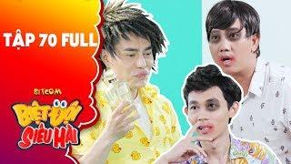 Biệt đội siêu hài | tập 70 full: Lê Nam, Hồng Thanh bị Lê Dương Bảo Lâm đánh bầm dập lúc say xỉn