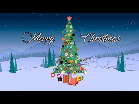The Christmas Tree Collab