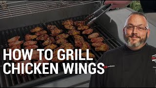 Grilled Chicken Wings - Ace Hardware