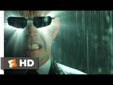 The Matrix Revolutions (5/5) Movie CLIP - Crashing The Matrix (2003) HD