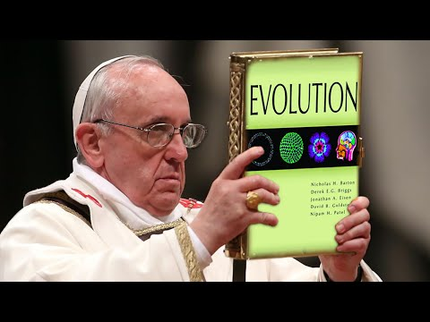 Pope Gives Evolution A Big Banging