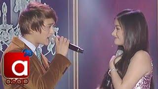 Liza Soberano sings