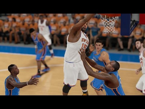 NBA 2K15 MY CAREER PLAYOFFS NFG2 PS4 - Russell Westbrook | What Happened To That Boy?!