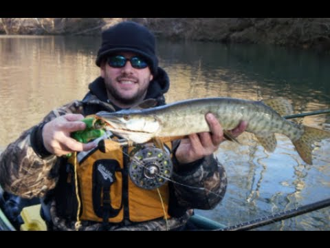 Southern Musky On The Fly
