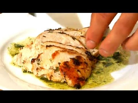 How to Make Really Juicy Chicken Breasts : Chicken Breasts