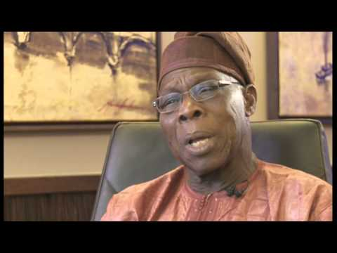 Former Nigerian President Olusegun Obasanjo says Africa is paying for the fall of  Gaddafi