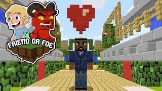 NEW SERIES BEGINS!! - Minecraft FRIEND OR FOE #1