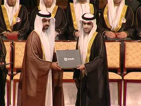 Khalifa University Graduation Ceremony 2010 (Part 6 of 7)
