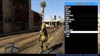 GTA 5 XBOX 360 - BEST MOD MENU 1.24 [RGH/JTAG] #1 ITA