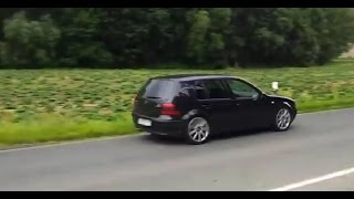 Golf 4 V6 2.8 sound tuning