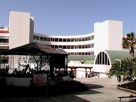 La palma hotel sol la palma youtube - Hotel sol puerto naos ...