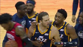 Bojan Bogdanovic Hits Game-Winner With 1 Second Left In Wild Ending To Rockets-Jazz