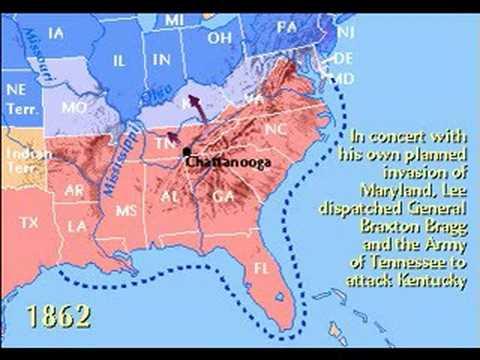 War Between The States War Between The States 1861