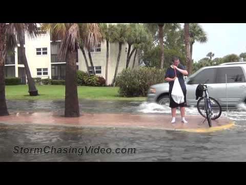 8/9/2013 Sarasota, FL PM Flooding Part1