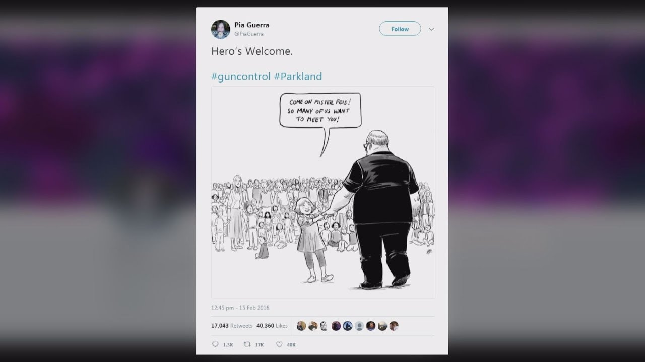 Vancouver Artist Explains Inspiration Behind Viral Florida