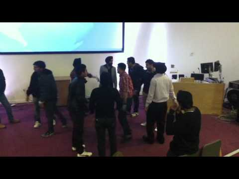 Jujhar Singh- Performance at Uni of Beds. after performance