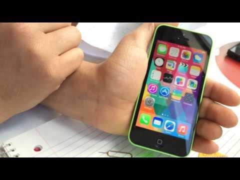 How to unlock iphone 5c  HD  R-Sim Rsim r sim 9pro (air mini 9 pro neter MAS gevey turbo)