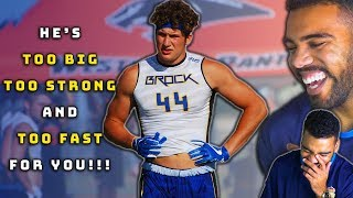 """TOP Tight End In The Country Is A UNSTOPPABLE 6'6"""" MONSTER"""