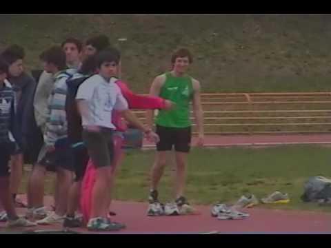 XXX CAMPEONATO PROVINCIAL DE MENORES LARGO VARONES 01