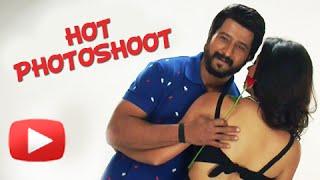 Hot Photoshoot - Neha Pendse, Adinath Kothare, Jitendra Joshi - Premasathi Coming Suun Marathi Movie