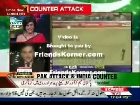 Ravi Shastri Insulted By Aamir Sohail (de Ghuma Ke) video