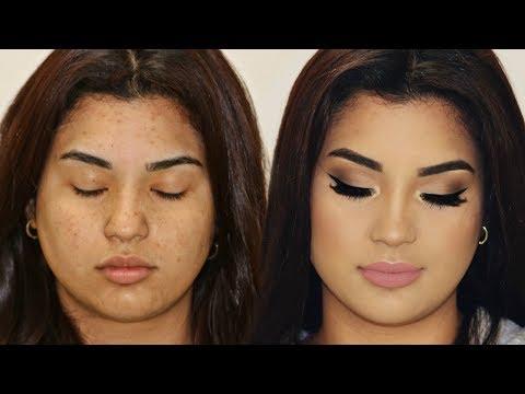 Si yo puedo maquillarme asi TU TAMBIEN PUEDES / tutorial de maquillaje sencillo facil paso a paso