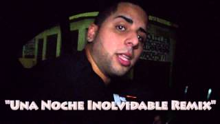Jory ft Arcangel - Una Noche Inolvidable (Remix Preview Video Oficial HD) ReggaetonNoticias★