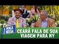 Matheus Ceará fala de sua viagem para Nova Iorque | A Praça É Nossa (29/06/17)