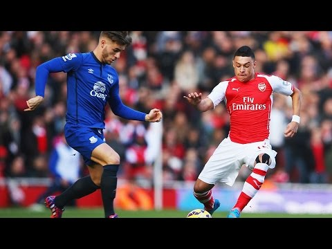 Alex Oxlade-Chamberlain vs Everton [01/03/15]