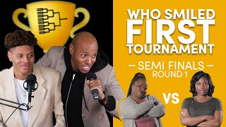 Who Smiled First Tournament! Jackie Fabulous VS Keysha E (Guest Host Cerain Baker)