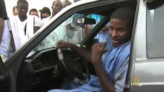 رواج القيادة البهلوانية بين الشباب الموريتاني