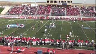 Chris Bonner vs Chadron State [All-22] (2014)