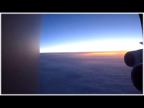 THAI AIRWAYS A380 [Full Flight] Economy Class FRA - BKK (TG921)