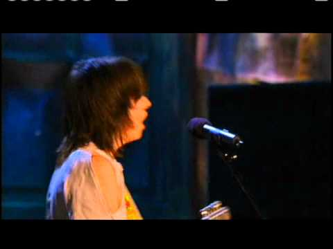 Pretenders perform Rock and Roll Hall of Fame Inductions 2005