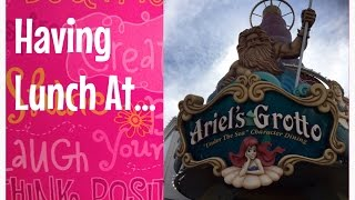 Come With Me Under The Sea At Ariel