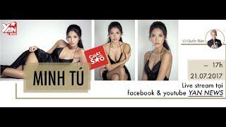 Chat Cùng Sao || Minh Tú - Á quân Asia's Next Top Model