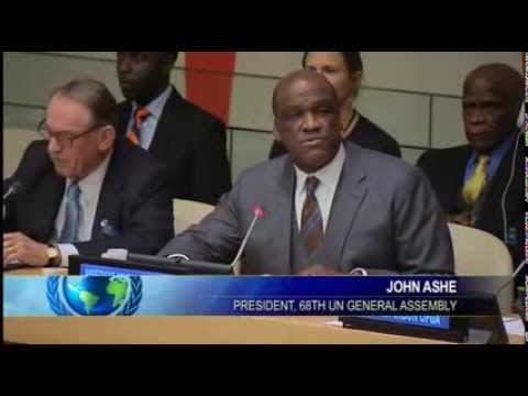 68th General Assembly President Meets with Civil Society