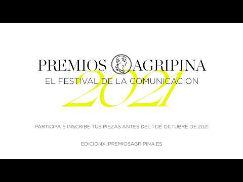 Los Premios Agripina regresan 'al origen'con un evento presencial