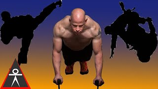 Calisthenics For MMA and Martial Arts