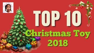 TOP 10 TOYS for CHRISTMAS 2018   Christmas Wishlist ~ Toys for Boys & Girls