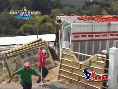 El Regreso a Juliantla de los Toros de la Gira 2012 en U.S.A ::LOS DESTRUCTORES DE MEMO OCAMPO::