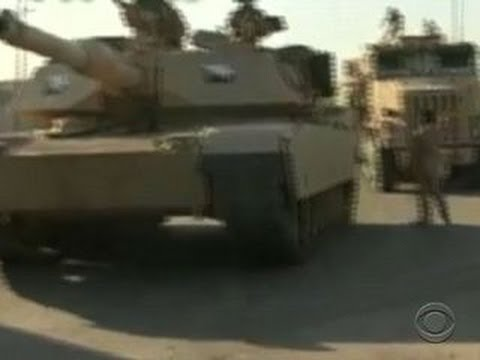 Iraqi troops launch offensive against insurgents in Tikrit