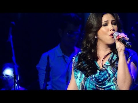 REGINE VELASQUEZ - Only Hope (All For One Beat Concert!)