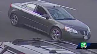 Video captures driving following girl in Vacaville neighborhood