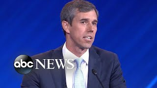 Beto O'Rourke on gun reform: 'We're going to take away your AR-15, your AK-47'