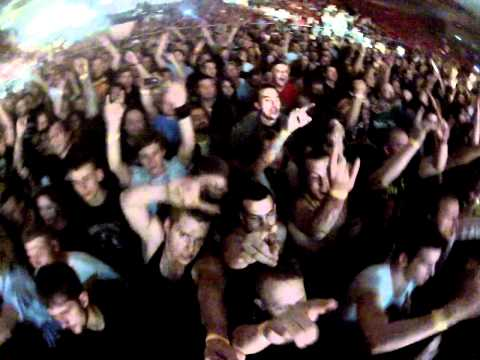Girls Girls Girls Moscow, crocus city hall, 05.06.2012.(GOPRO HERO 2)