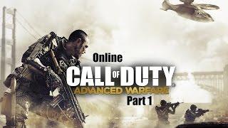 Game play~ Call of Duty Advanced Warfare